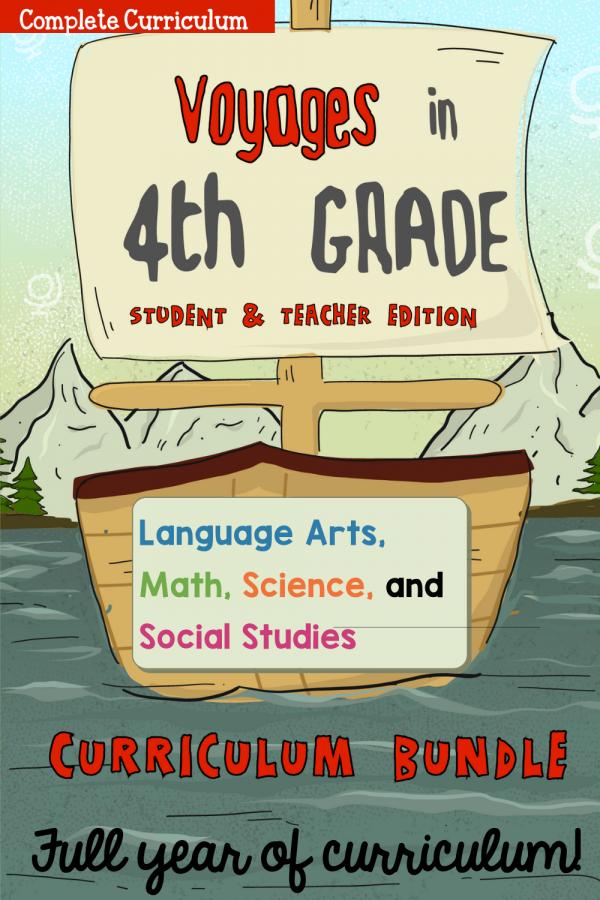 4th grade bundle