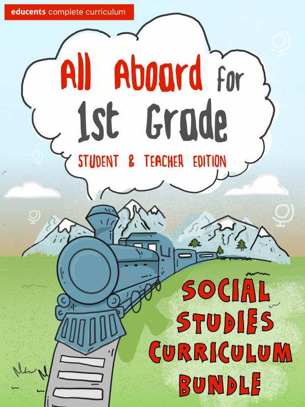 1st grade Social Studies